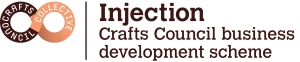 Injection - A programme for established makers Crafts Council